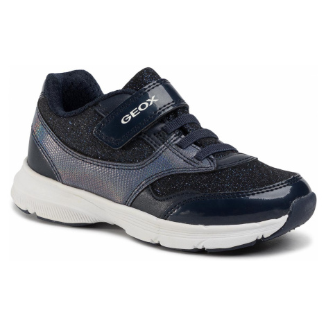 Sneakersy GEOX - J Hoshiko G. B J024SB 014AJ C4002 S Navy