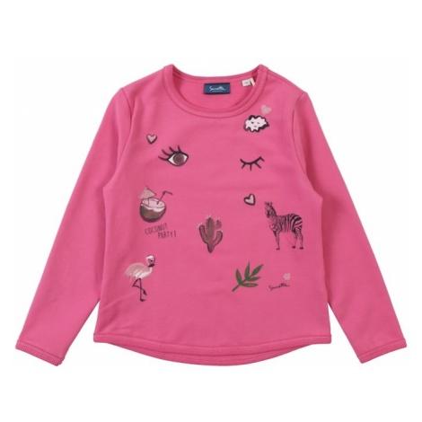 Sanetta Kidswear Bluzka sportowa malinowy