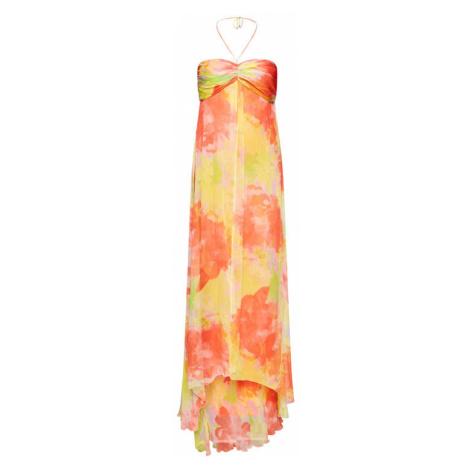 Pinko Sukienka letnia Mulan PE 20 PBK2 1B14FU 8032 Kolorowy Regular Fit