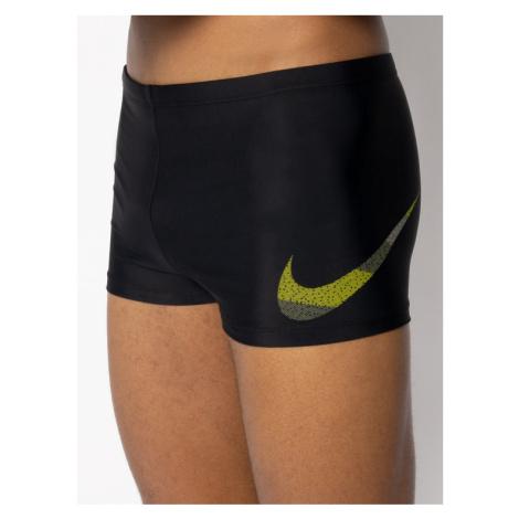 Nike Kąpielówki Square Leg NESS9497 Czarny