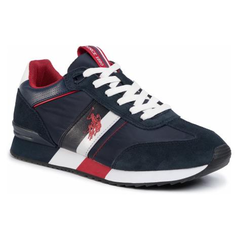 Sneakersy U.S. POLO ASSN. - Austen FERRY4122S0/SN1 Navy