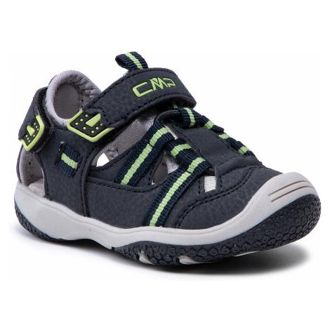 Sandały CMP - Baby Naboo Hiking Sandal 30Q9552 Antracite U423
