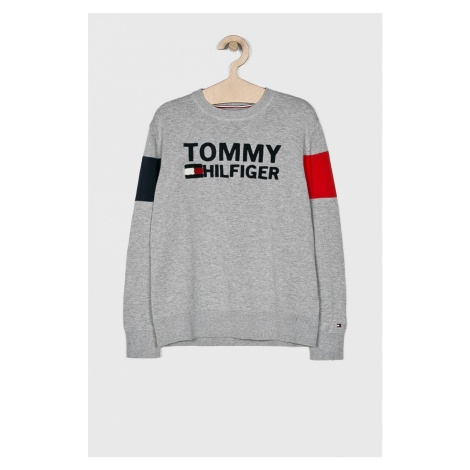 Tommy Hilfiger - Sweter dziecięcy 128-176 cm