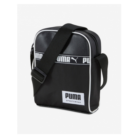 Puma Campus Portable Cross body bag Czarny
