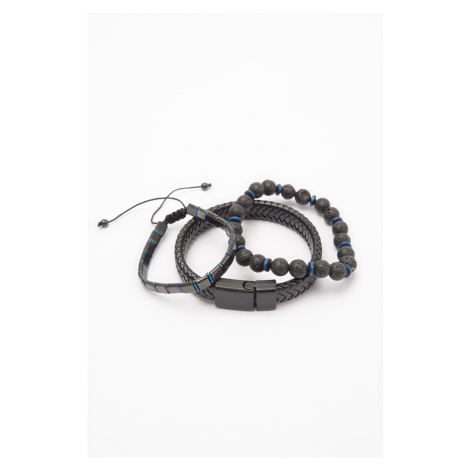 Trendyol Multicolored Male 3-Pack Bijuteri Bracelet
