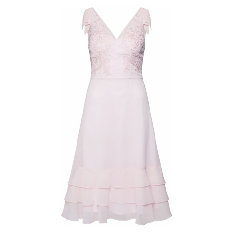 Chi Chi London Sukienka koktajlowa 'ELLIANA' różowy pudrowy
