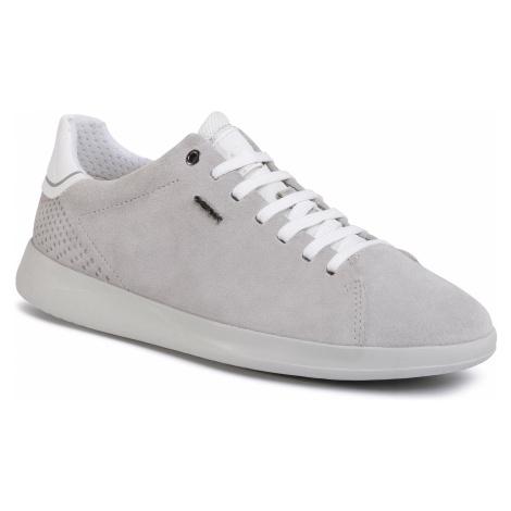Sneakersy GEOX - U Kennet B U026FB 00022 C1010 Lt Grey