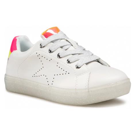 Sneakersy STEVE MADDEN - Jrezza SM15000103-02002-002 White