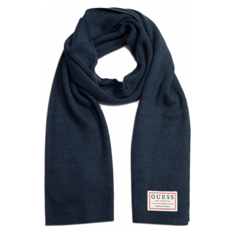 Szal GUESS - Not Coordinated Scarves AM8584 WOL03 BLU
