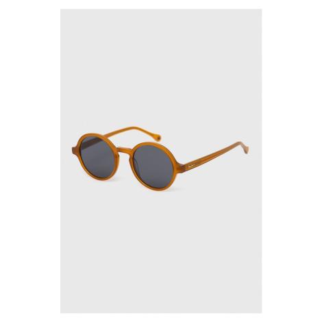 Pepe Jeans - Okulary przeciwsłoneczne Round Acetate