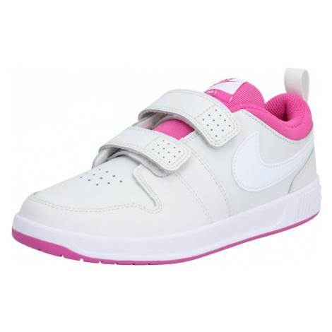 Nike Sportswear Trampki 'Pico 5' biały / różowy