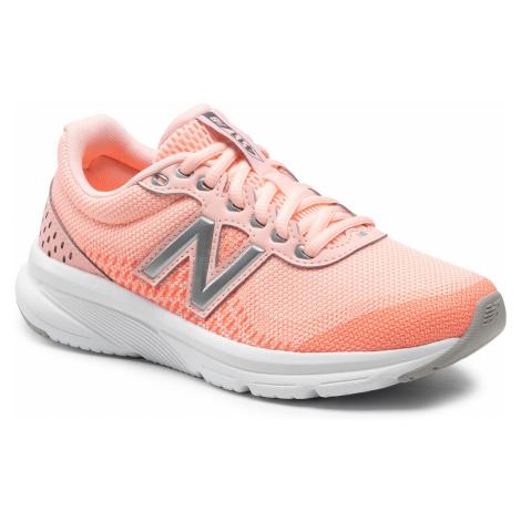 Buty NEW BALANCE - W411lP2 Pomarańczowy