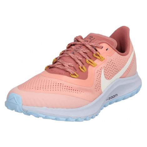NIKE Buty do biegania ' AIR ZOOM PEGASUS 36 TRAIL' różowy pudrowy / biały