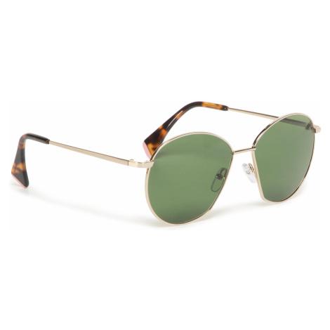 Okulary przeciwsłoneczne MARELLA - Jeanne 38060306 Gold/Brown/Green