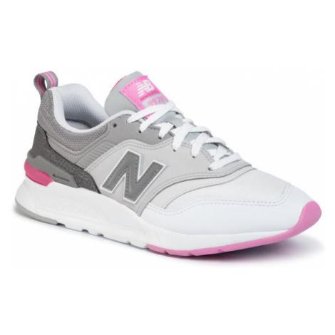 New Balance Sneakersy CW997HAX Szary