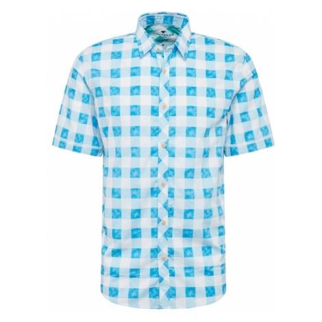 TOM TAILOR Koszula niebieski / biały