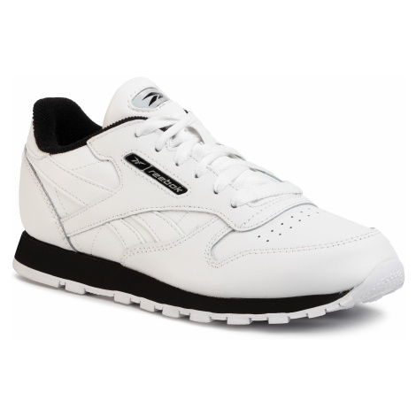 Buty Reebok - Classic Leather EH1961 White/White/Silmt