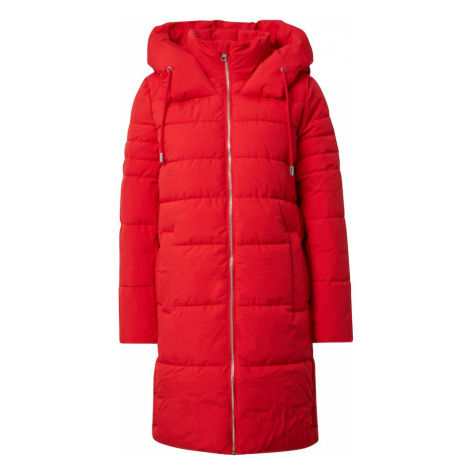 ESPRIT Płaszcz zimowy czerwony