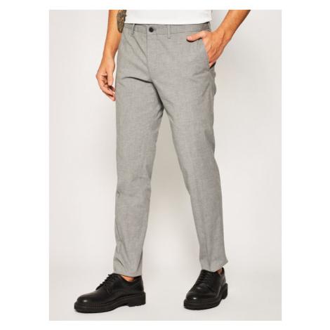 Boss Spodnie materiałowe Wylson-W 50427200 Szary Extra Slim Fit Hugo Boss