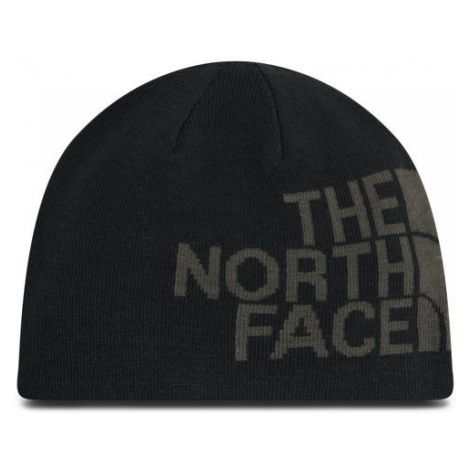 The North Face Czapka Reversible Tnf Banner Beanie NF00AKNDG92-OS Czarny