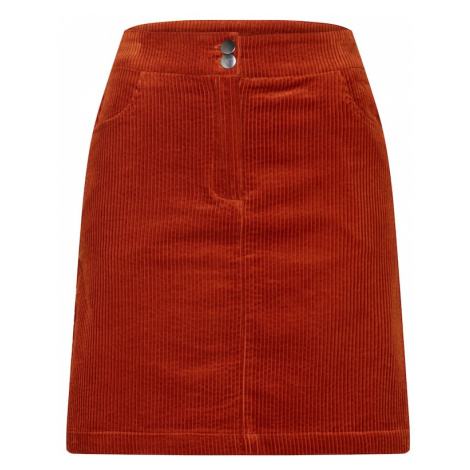 Modström Spódnica 'Stefanie' ciemnopomarańczowy