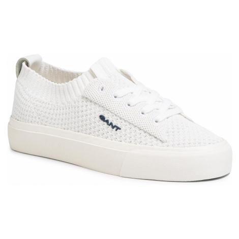 Tenisówki GANT - Zanara 20539524 Surf White G281