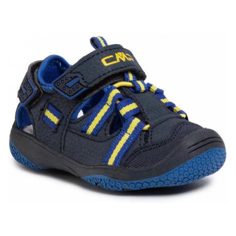 CMP Sandały Baby Naboo Hiking Sandal 30Q9552 Granatowy
