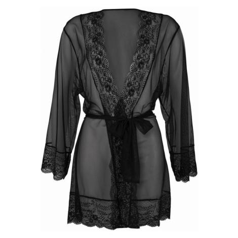 LASCANA Koszula nocna czarny