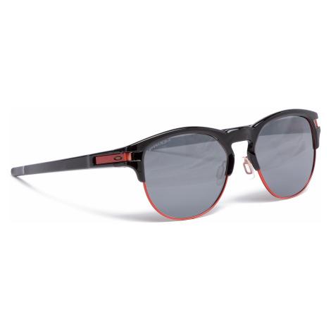 Okulary przeciwsłoneczne OAKLEY - Latch Key OO9394-0555 Polished Black/Prizm Black Iridium