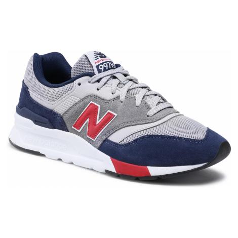 Sneakersy NEW BALANCE - CM997HVR Szary