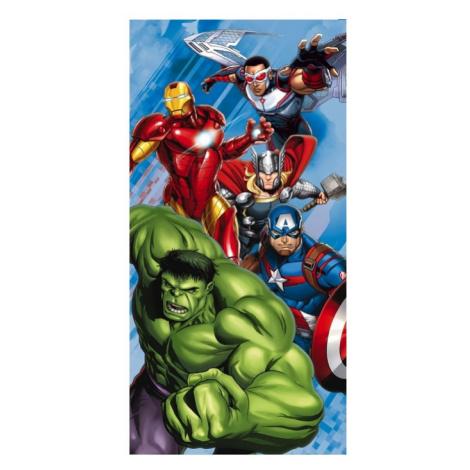 Beach towel Marvel Superheroes