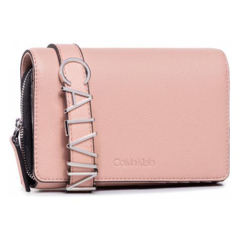 Calvin Klein Torebka Wallet Mini Bag K60K607165 Różowy