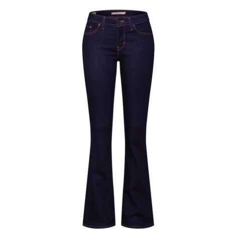 LEVI'S Jeansy '715™ BOOTCUT' ciemny niebieski Levi´s