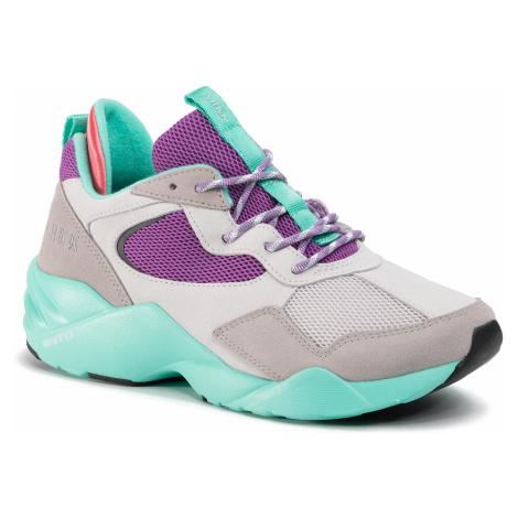Sneakersy ARKK COPENHAGEN - Kanetyk Suede W13 CR3801-8360-M Light Purple Bermuda