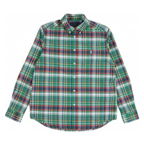POLO RALPH LAUREN Koszula granatowy / zielony / czerwony / żółty / biały