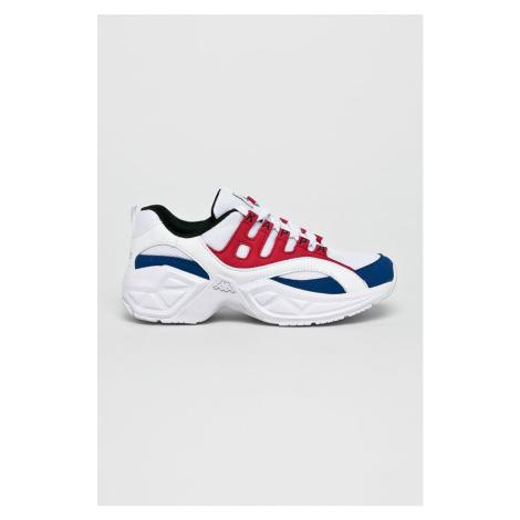 Czerwone damskie obuwie sneakers