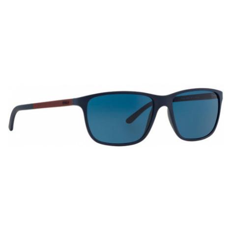 Polo Ralph Lauren Okulary przeciwsłoneczne 0PH4092 550680 Granatowy