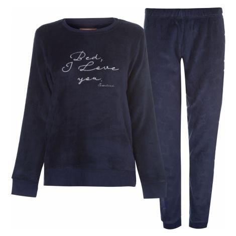 SoulCal Snug Pyjama Set Ladies