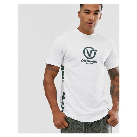 Vans t-shirt in white