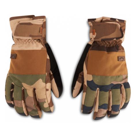 Billabong Rękawice snowboardowe Kera Gloves U6GL02BIF0 Brązowy