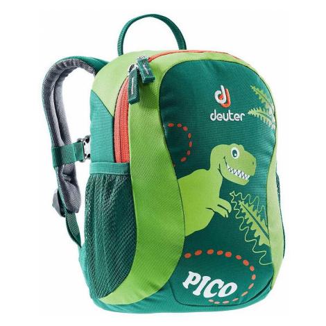 plecak Deuter Pico - Alpinegreen/Kiwi