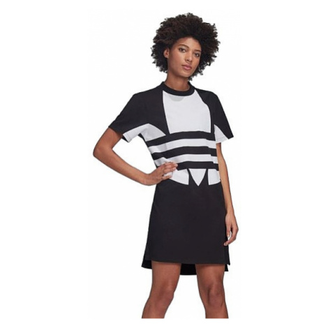 sukienka adidas Originals Large Logo Tee Dress - Black/White