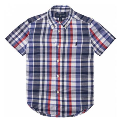 Polo Ralph Lauren Koszula Summer 322785810002 Niebieski Regular Fit