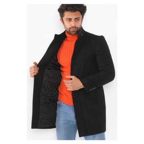 Płaszcz męski dewberry PLT8370