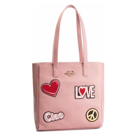 Torebka LOVE MOSCHINO - JC4081PP17LJ0600 Rosa