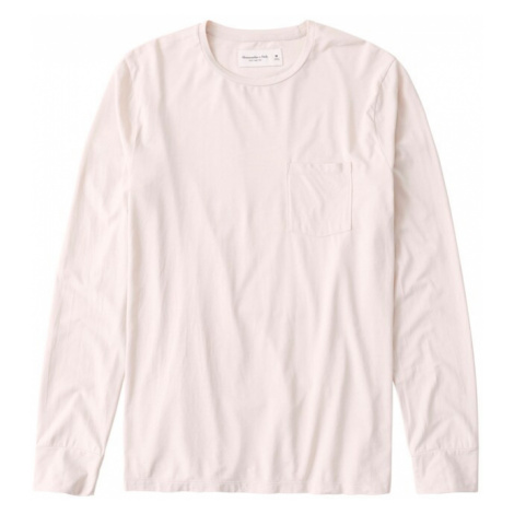 Abercrombie & Fitch Koszulka kremowy