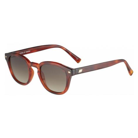 LE SPECS Okulary przeciwsłoneczne 'CONGA' brązowy