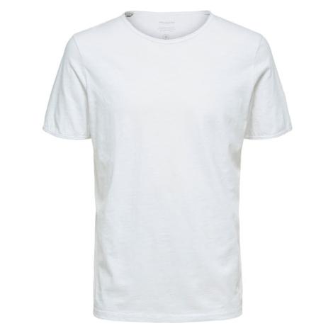 SELECTED HOMME Koszulka 'MORGAN' biały