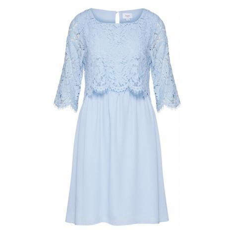 SAINT TROPEZ Sukienka niebieski / jasnoniebieski