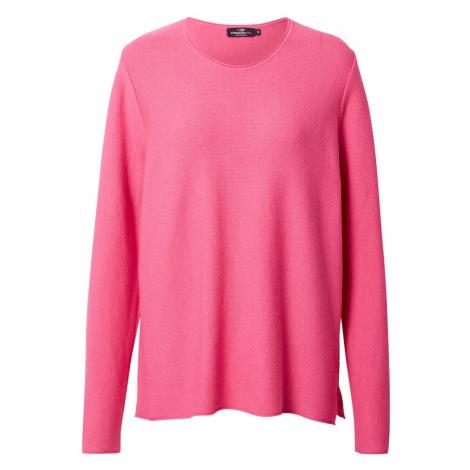Zwillingsherz Sweter różowy
